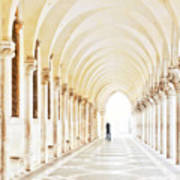 Underneath The Arches Art Print