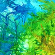 Undersea Corals Art Print