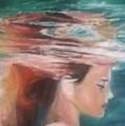 Underwater Dream  Art Print