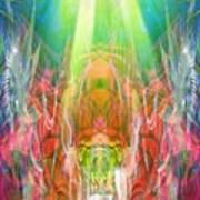Unelanuhi-sungoddess Art Print