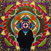 Unfolding Spirit Art Print