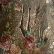 Unicorn Angel Art Print