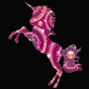Unicorn Gems Art Print