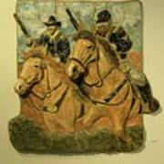 Union Cavalry Art Print