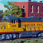 Union Pacific 289 Art Print