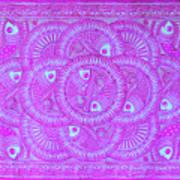 Union Purple Art Print