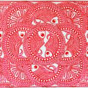 Union  Red Art Print