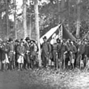 Union Soldiers Art Print