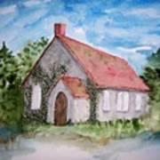 Unitarian Church Art Print