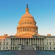 United States Capitol  Art Print