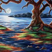 United Trees Art Print