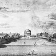 University Of Virginia Print by Granger