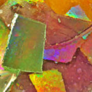 Untitled Abstract Prism Plates IIi Art Print