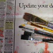 Update Your Decor Art Print