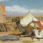 Upper Egypt Art Print