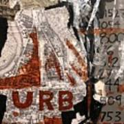Urb 1 Art Print