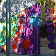 Urban Color - Afternoon Shadows Art Print