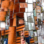 Urban Geometry 1 Art Print