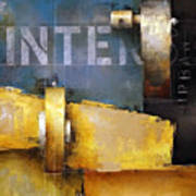 15.020 - Urban Intersection Art Print