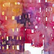 Urban Landscape 3 Art Print