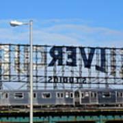Urban Landscape Long Island City Art Print