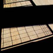 Urban Shadows 2  Art Print