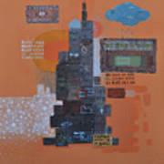 Urbanization Xiv Art Print