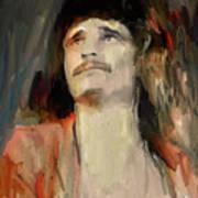 Uriah Heep Portrait Art Print