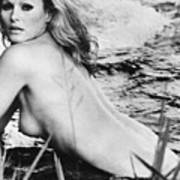Ursula Andress (b. 1936) Print by Granger