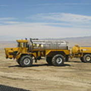 Us #1 Soil Stabilization Company - Envirotac Art Print