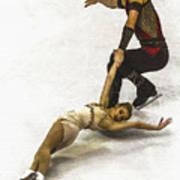 U.s. Figure Skating Championships  Art Print