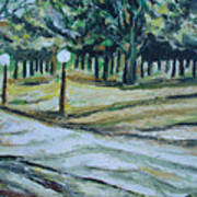 Us Landscpe-14 Art Print