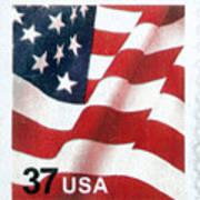 U.s. Postage Stamp, 2003 Art Print