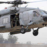U.s. Special Forces Conduct Assault Art Print