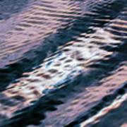 Ushuaia Ar - Ocean Ripples 1 Art Print