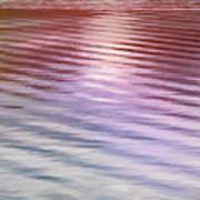 Ushuaia Ar - Ocean Ripples 2 Art Print