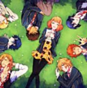 Uta No Prince-sama Art Print