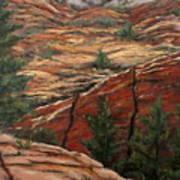 Utah Paradise Art Print
