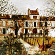 Utrillo: Montmagny, 1908-9 Art Print