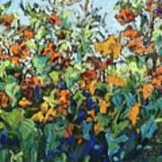 Vadasz Sunflowers Art Print