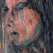 Vail Of Tears Art Print
