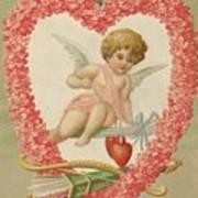 Valentine Design Four Art Print
