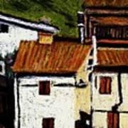 Valles Di San Martino Art Print