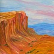 Valley Of Fire Art Print