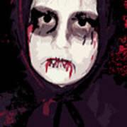 Vampire II Art Print