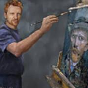 Van Gogh 2018 Art Print