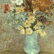 Van Gogh: Flowers, 1887 Art Print