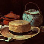 Van Gogh: Still Life, 1885 Art Print
