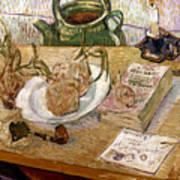 Van Gogh: Still Life, 1889 Art Print