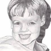 Van Winkle Boy Art Print